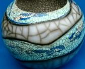 Raku/naked raku 'earth'